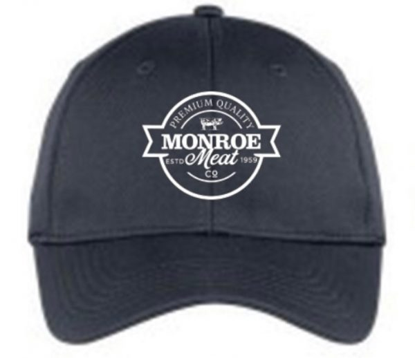 gray-and-white-cotton-adjustable-hat