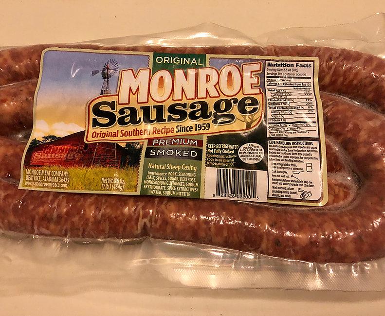 Monroe Rope Sausage